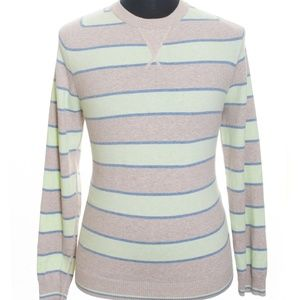 Ted Baker Ambrosia Green Cotton Blend Sweater